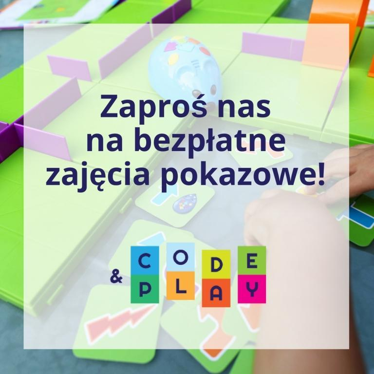 O metodzie Code and Play Kodowanie dla dzieci